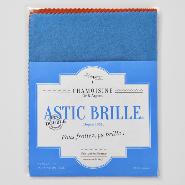 Chamoisine Astic Brille – Double