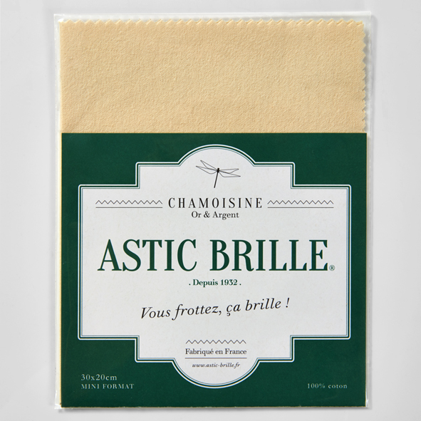 Chamoisine Astic Brille Mini Format