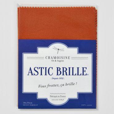 Chamoisine Or&Argent Petit Format