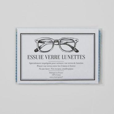 Chamoisine Essuie Verre Lunettes
