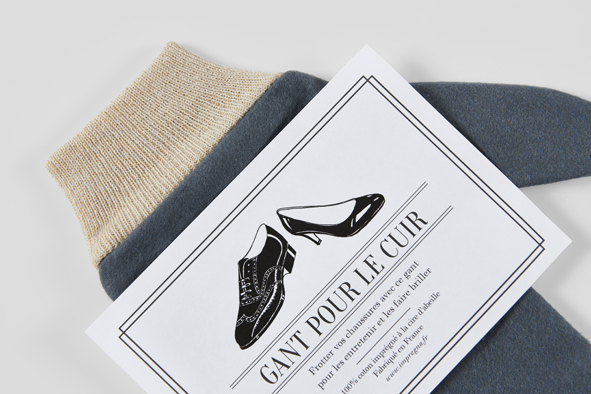 Cirebrille - Gants chaussures