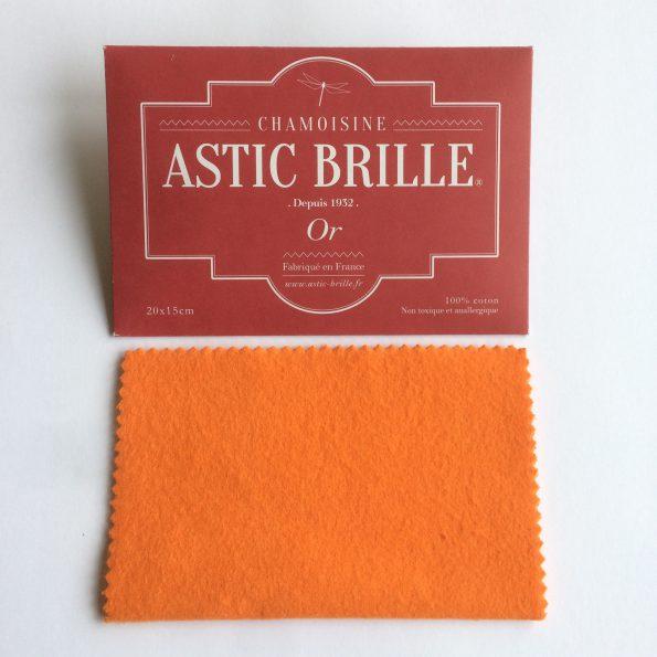 Chamoisine Astic Brille – Or – Petit