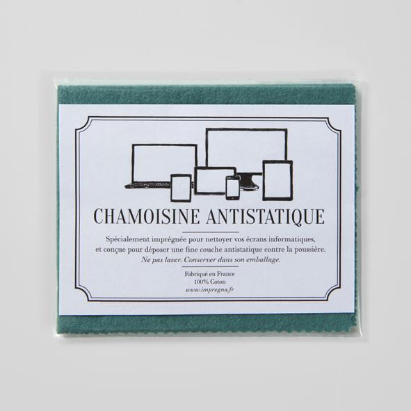 Chamoisine Antistatique – Écrans