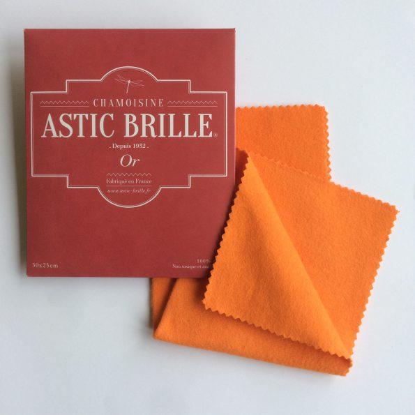 Chamoisine Astic Brille – Or – Grand